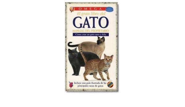 El Gran Libro Del Gato. El Precio Es En Dolares (Spanish) Hardcover – 1998