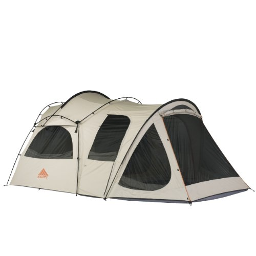Kelty Frontier 4-Person Canvas Tent, Outdoor Stuffs