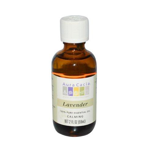Aura Cacia, Oil Lavender, 2 Fl Oz