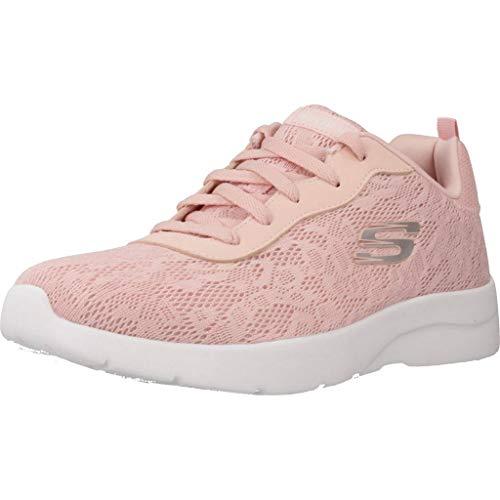 Donna Skechers Rosa Sneakers ltpk 12963 rrgPq1wE