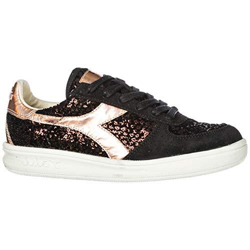 Black BlackPink Heritage Sneakers Donna pink Diadora dCrexoB