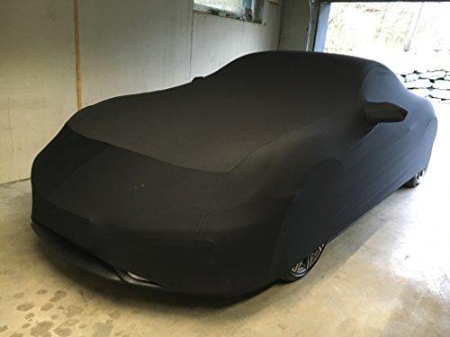 Super-Soft Indoor Car Cover Auto beschermhoes geschikt voor Audi TT TTS 8S RS 8J 8S Coupe en 718 en 981 Boxster zwarte…