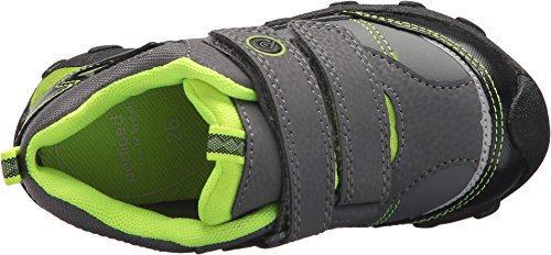 Images of pediped Kids' Flex Max RS5021 Charcoal Lime