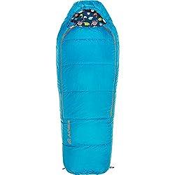 Kelty Girls Woobie 30 Deg Short RH Sleeping Bag