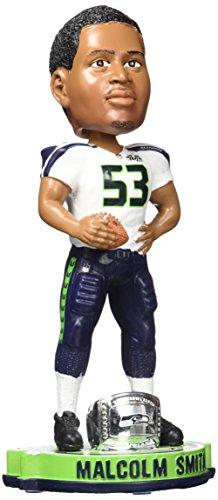 NFL Seattle Seahawks Smith M. #53 Super Bowl XLVIII Champ...