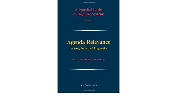 Agenda Relevance: A Study in Formal Pragmatics