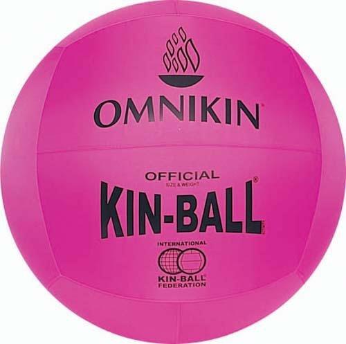 "48"" Pink Kin-Ball w/ 1 Bladder - BA926P"