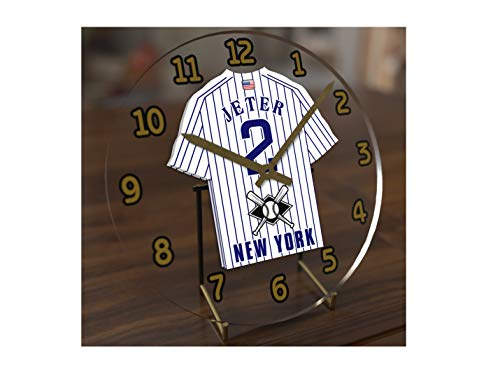 USA Baseball Legends Table Clocks - 7