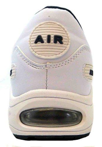 blanc Intercept homme Airtech Baskets Blanc pour mode RnBwvxYzqT