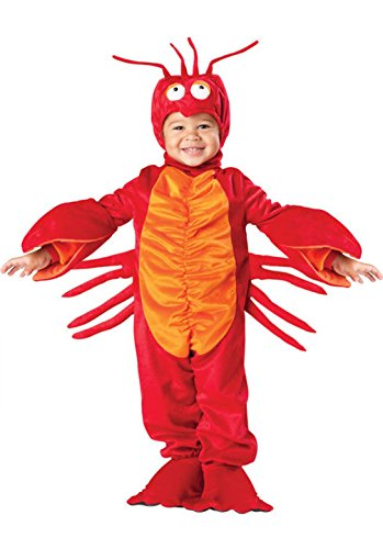 Memem (Lil Lobster Toddler Costumes)