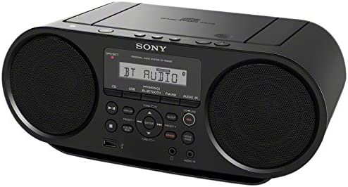Sony ZSRS60BT boombox review