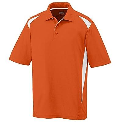 Augusta Sportswear 100% Polyester Short Sleeve Premier Polo