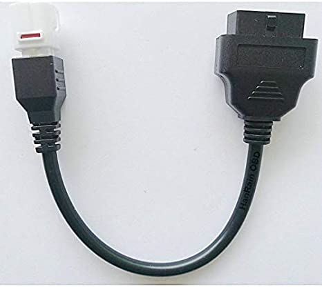 001 Moto YAMA OBD 4 Broches CANBUS Moto Diagnostic Adapter Cable