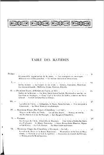 En ligne téléchargement gratuit Les alpes.Du Léman à la Méditerranée. pdf