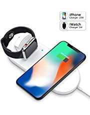 Apple Watch Charger, iWatch Charger Replacement Charging Cable,Magnetic Wireless Portable Charger Pad 5ft/1.5m Charging Cable Cord Compatible Apple Watch Series 4 3 2 1 All 38mm 42mm