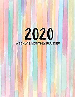 2020 Planner: January 2020 through December 2020 Daily ...