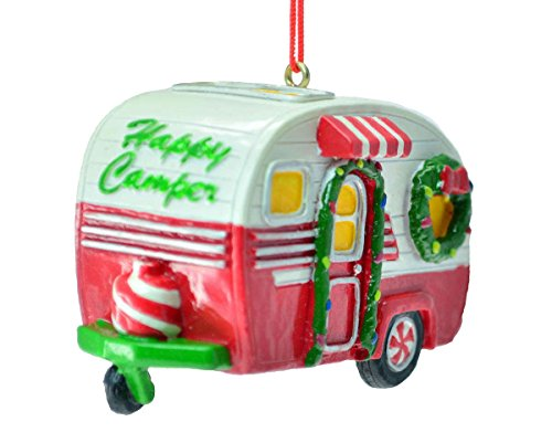 RV Camping Christmas Tree Ornaments - Camping For Foodies