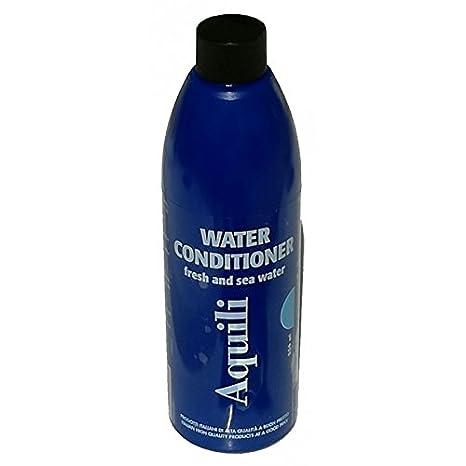 Aquili - Bioacondicionador de 1000 ml, anticloro, para tratar acuarios de agua dulce o marina: Amazon.es: Hogar