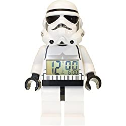 Lego Star Wars Figure Clock - Stormtrooper