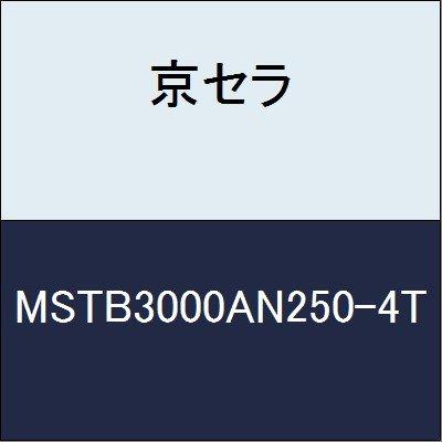 京セラ 切削工具 スロットミル MSTB3000AN250-4T  B079Y1HGV2