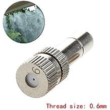 Bettal Misting Spray Nozzle Sprinkler Head Low Pressure Watering Irrigation Sprayer (0.4)
