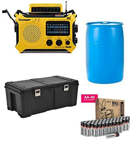 Amazon.com: 2Life Gifts - Cargador de radio solar de ...