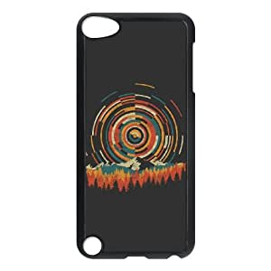 The Geometry of Sunrise iPod Touch 5 Case Black MSU7212188