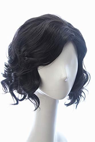 Soul Wigs: Jon Snow Hair Short Curly Fluffy