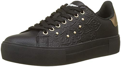 Basses Sneakers Desigual Shoes Femme Star Valkiria Winter 0q8HS60