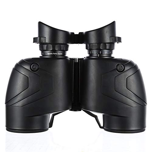 RYRYBH Stylish and Light and Convenient 7x50 Compass Nautical Large Eyepiece Nitrogen-Filled Waterproof HD Binocular Binocular High-end Telescope Telescope