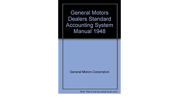 General motors accounting manual by darrylstout1514 issuu.