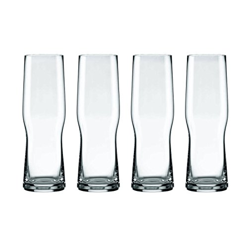 Lenox Tuscany Classic Craft Beer Glass, Clear, Set of ()
