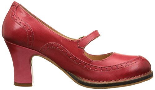 Neosens Baladi Damen Pumps Red (Scarlet)