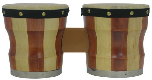 Cannon UPNTB1 Non-Tunable Deluxe Bongo Drum by Cannon