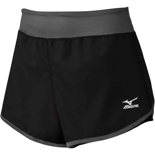 Mizuno Cover Up Women's Short - XL Black/Gray by Mizuno