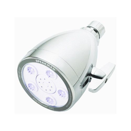 best ANYSTREAM 5-Jet Fixed Showerhead