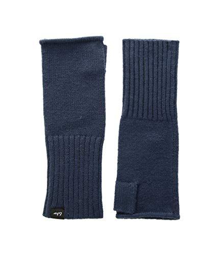 - Echo Design Women's Active Stretch Fingerless Glove Echo Navy One Size
