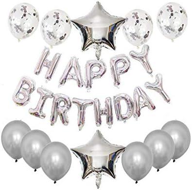 qin-er Balloons Globos de Oro Rosa, Globos de látex para ...