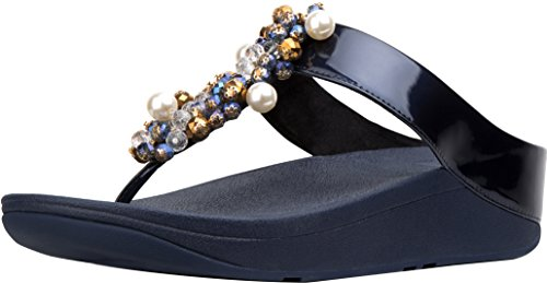 Deco Midnight Navy Sandals Midnight Sandals FitFlop FitFlop Deco Deco Navy Sandals FitFlop OqOtAvyw