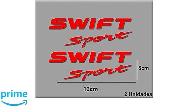 Rojo Ecoshirt 4N-HJZS-44QO Pegatinas Swift R23 Vinilo Adesivi Decal Aufkleber Клей Stickers Car Voiture Sport Racing