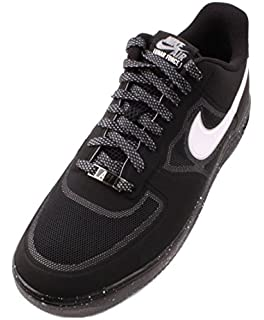 Nike Men\u0026#39;s Lunar Force 1 Fuse Sneakers Shoes-Black