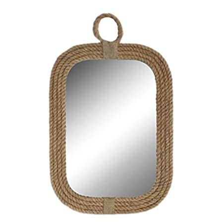 41csaDjR2DL._SS450_ Rope Mirrors and Rope Hanging Mirrors