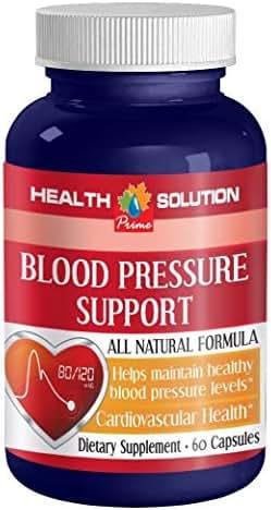 Olive Leaf Extract Super Strength - Blood Pressure Support - Bring Blood Pressure Numbers Down (1 Bottle)