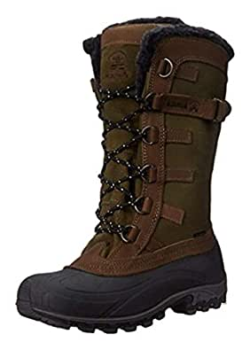 Amazon.com | Kamik Women's Citadel Insulated Winter Boot