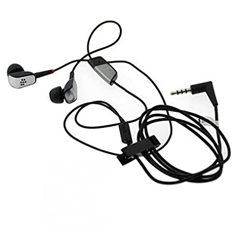 Amazon Com Stereo Handsfree Headset 3 5mm Earphones W Microphone