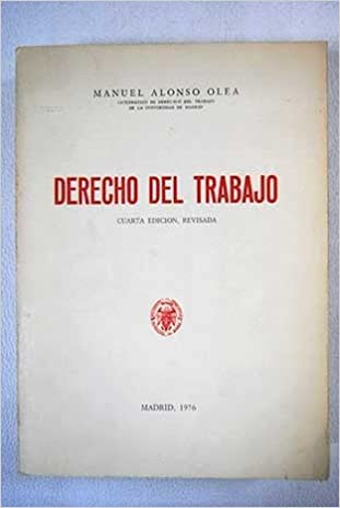 Amazon.es: MARÍA EMILIA CASAS BAAMONDE MANUEL ALONSO OLEA: Libros