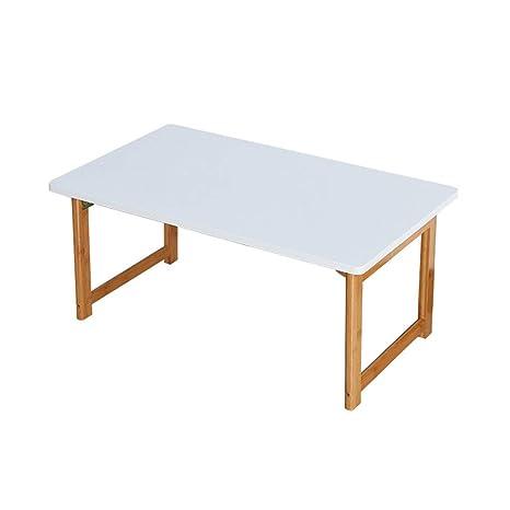 Amazon.com: ZHAOSHUNLI - Mesa de café plegable (tamaño ...