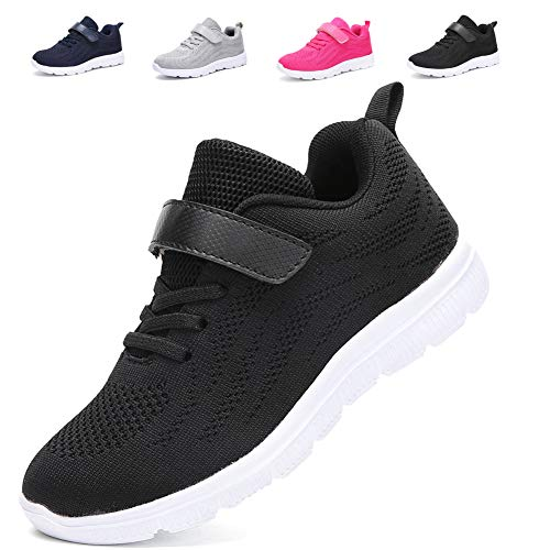 Pictures of adituo Kids Lightweight Sneakers Boys Girls Cute 1