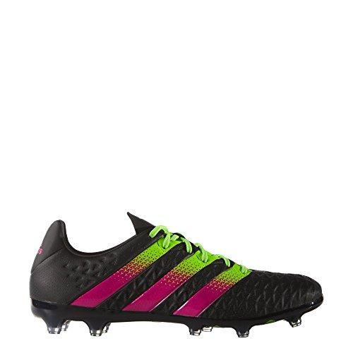 Adidas Ace 16,2 FG/AG - tomaia nera sgreen shopin //