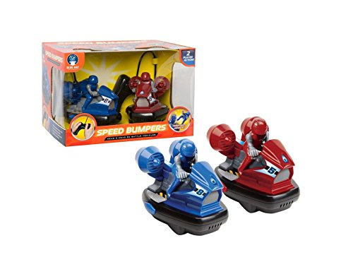 Blue Hat Speed Bumper Cars product image